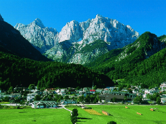 Kranjska Gora - Skiing, hiking & cycling
