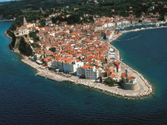 Piran - Pearl of Slovenian Adriatic