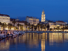 Split - Dalmatia's most beautiful city